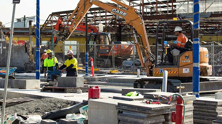 Huge Efforts to Raise Construction Practices and Standards