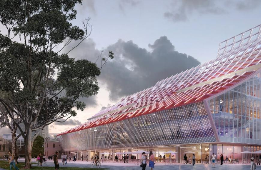 City of Parramatta appoints builder for iconic new civic building